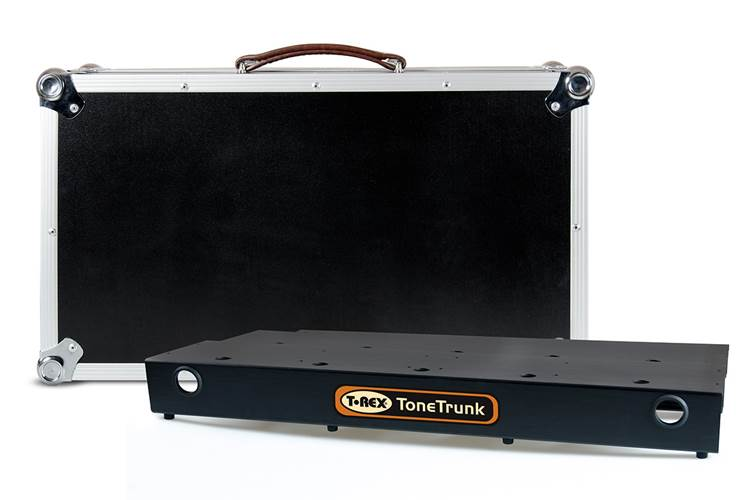 T-Rex ToneTrunk Pedalboard w/ Road Case Major