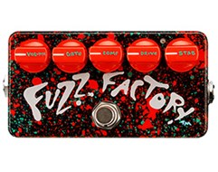 ZVEX Fuzz Factory Hand Painted FF-M167