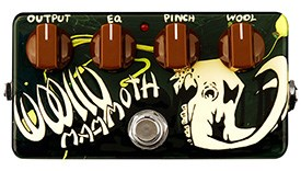 ZVEX Wooly Mammoth Hand Painted WM-S088