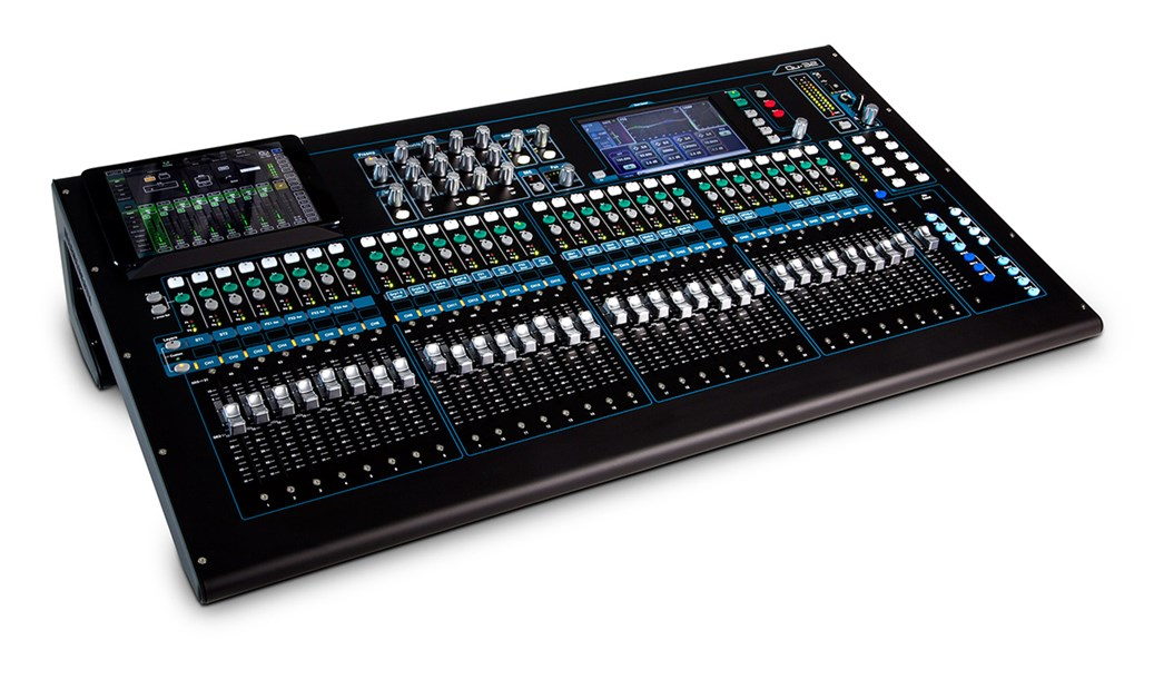 Allen & Heath QU-32 Hybrid mixer
