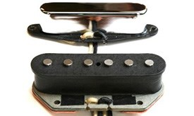 Bare Knuckle The Boss Tele Set - Stock Polarity