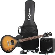 Epiphone Les Paul Player Pack (UK-240V) Vintage Sunburst PPEG-EGL1VSCH1-UK
