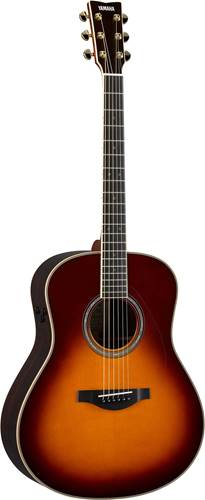 Yamaha LL-TA Transacoustic Dreadnought Brown Sunburst