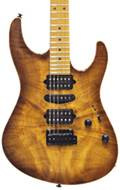 Suhr guitarguitar Select #58 Modern Natural Burst Burl Maple Roasted MN #28994