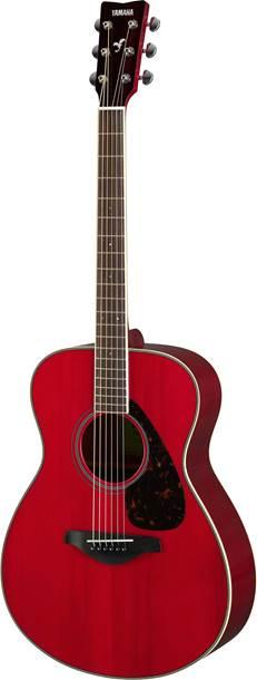 Yamaha FS820RR Ruby Red