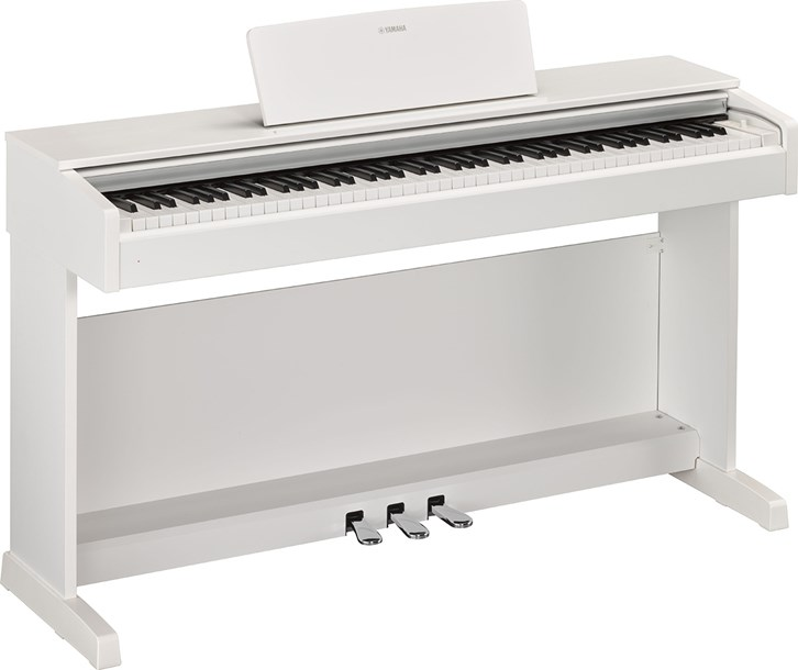 Yamaha YDP-143WH White Digital Piano