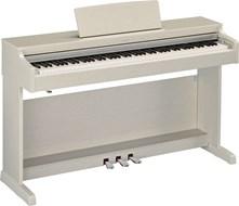 Yamaha YDP-163WA Digital Piano White Ash