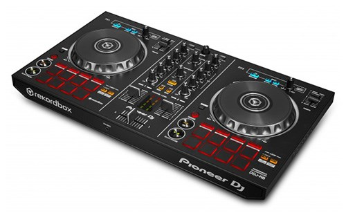Pioneer DDJ-RB Black DJ Controller