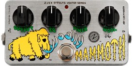 ZVEX Vexter Series Woolly Mammoth