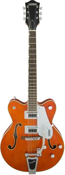 Gretsch G5422T Electromatic Hollow Body Orange Bigsby