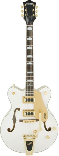 Gretsch G5422TG Electromatic Hollow Body Snowcrest White Bigsby