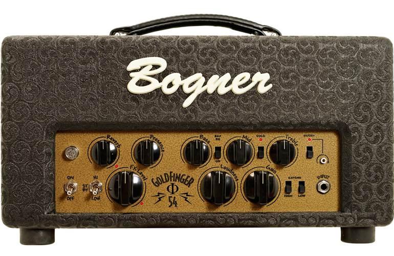 Bogner Goldfinger 54 Phi Head 6L6/6V6