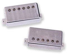 Seymour Duncan Joe Bonamassa Skinner Burst Hand Signed Pickup Set Aged Nickel