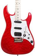 Tyler Guitars Japan Studio Elite HD Trans Red Quilt/Mamywo SSH Secret/JTS5500 MN