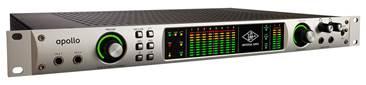 Universal Audio Apollo Firewire Interface QUAD