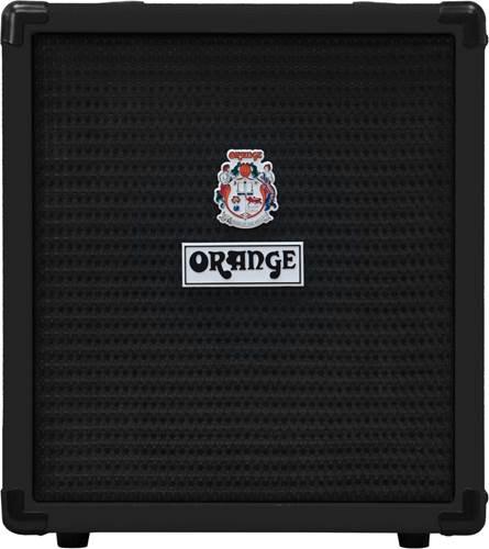 Orange Crush Bass 25 Combo Black