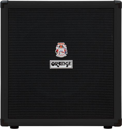 Orange Crush Bass 100 Combo Black