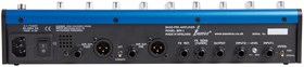 Bassics BPA-1 Bass Preamp Back View