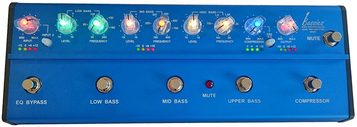 Bassics BPA-1 Bass Preamp