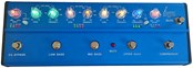 Bassics BPA-1 Bass Preamp Front View