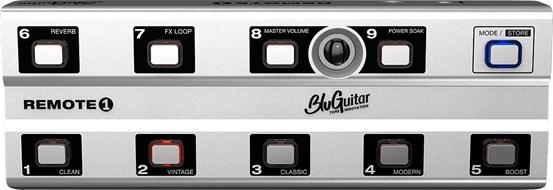 Blu Guitar Remote1 Multi Patch Footswitch