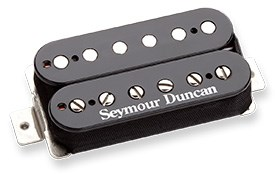 Seymour Duncan Saturday Night Special Bridge Black
