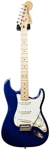 Fender Deluxe Strat MN Sapphire Blue Burst