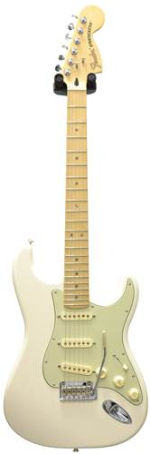 Fender Deluxe Roadhouse Strat MN Olympic White