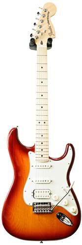 Fender Deluxe Strat HSS MN Tobacco Sunburst