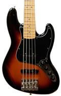 Fender Deluxe Active J Bass V MN 3 Tone Sunburst