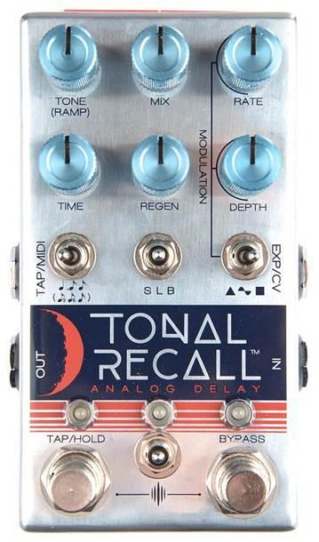 Chase Bliss Audio Tonal Recall Analog Delay