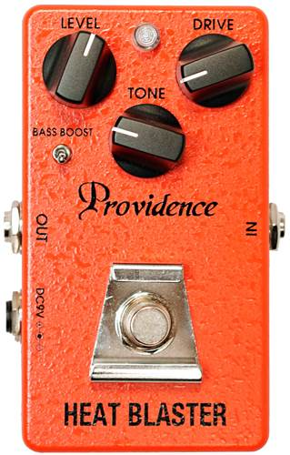 Providence HBL-4 Heat Blaster Distortion