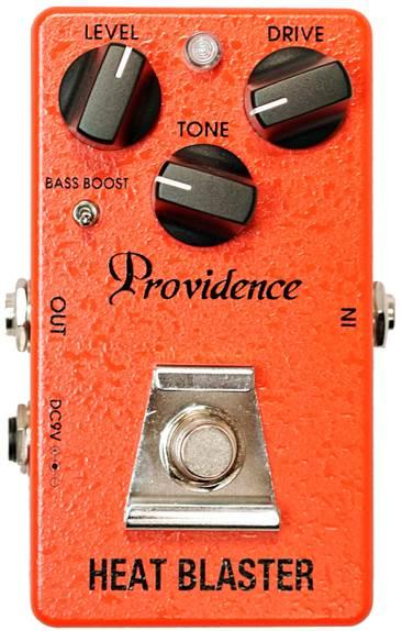 Providence Hbl 4 Heat Blaster Distortion