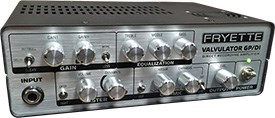 Fryette Valvulator GP/DI Desktop Recording Amplifier