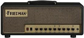 Friedman Runt 50 Head 2 Channel 50 Watt Head