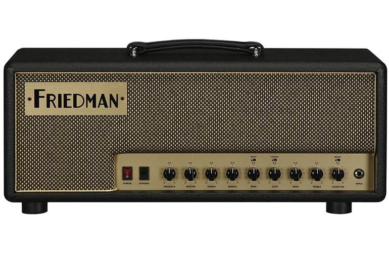 Friedman Runt 50 Head 2 Channel 50 Watt Head