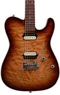 Suhr guitarguitar Select #44 Classic T Brown Burst Korina/Angel Quilt Cocobolo Neck #28084