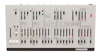 Korg ARP Odyssey Module Rev1