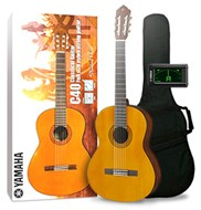 Yamaha C40 Standard Pack Classical Guitar Set