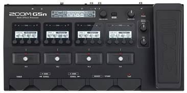 Zoom G5N Multi FX