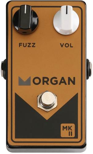 Morgan Amplification MKII Fuzz Pedal