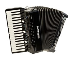 Roland FR-4X-BK Keyboard Version Digital Accordion