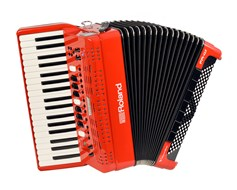 Roland FR-4X-RD Keyboard Version Digital Accordion