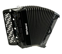Roland FR-4XB-BK Button Version Digital Accordion