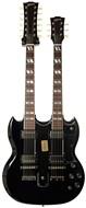 Gibson Custom Shop Double Neck EDS-1275 Ebony