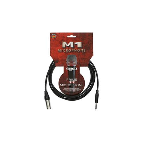 Klotz M1MS1K0300 10ft/3M Balanced XLR to TRS Jack