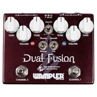 Wampler Dual Fusion Tom Quayle Signature Dual Overdrive Pedal (2016)