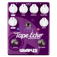 Wampler Faux Tape Echo Delay Pedal (2016)
