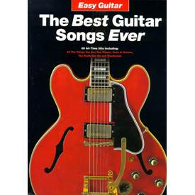 Books the best guitar songs ever tab book for The best house music ever