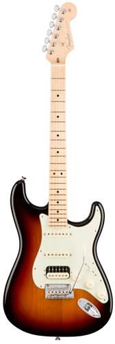 Fender American Pro Strat HSS Shawbucker MN 3 Tone Sunburst